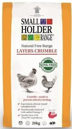 A & p layers meal/crumble 20kg